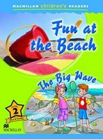 Підручник Macmillan Children's Readers Level 2 Fun at the beach