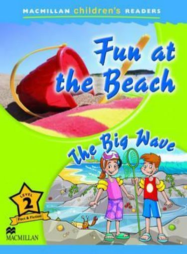 %D0%9F%D1%96%D0%B4%D1%80%D1%83%D1%87%D0%BD%D0%B8%D0%BA+Macmillan+Children%27s+Readers+Level+2+Fun+at+the+beach - фото 1