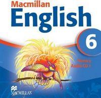 Диск для лазерних систем зчитування MACMILLAN ENGLISH 6 Fluency Book Audio CD