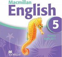 Диск для лазерних систем зчитування Macmillan English Level 5 Fluency Book CD