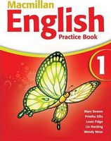 Підручник Macmillan English Level 1 Practice Book + CD ROM Pack
