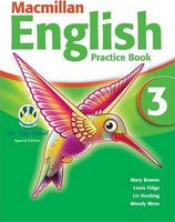 Підручник Macmillan English Level 3 Practice Book + CD ROM Pack