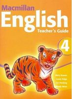 Підручник Macmillan English 4 Teacher's Guide