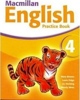 Підручник Macmillan English 4 Practice Book
