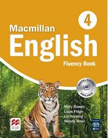 Підручник MACMILLAN ENGLISH 4 Fluency Book