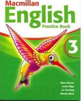 Підручник Macmillan English 3 Practice Book