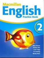 Підручник MACMILLAN ENGLISH 2 Practice Book