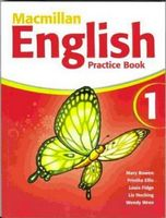 Підручник MACMILLAN ENGLISH 1 Practice Book