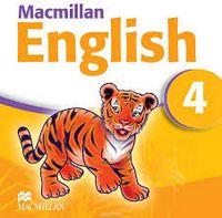 Диск для лазерних систем зчитування Macmillan English 4 Language Book Audio CD (2)