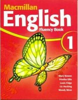 Підручник MACMILLAN ENGLISH 1 Fluency Book