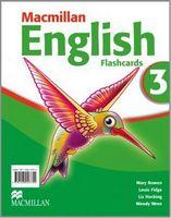 Наглядні картки MACMILLAN ENGLISH 3 Flashcards