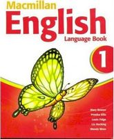Підручник MACMILLAN ENGLISH 1 Language Book