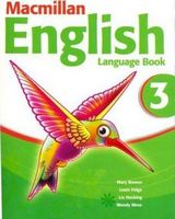 Підручник Macmillan English 3 Language Book