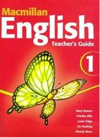 Підручник Macmillan English 1 Teacher's Guide