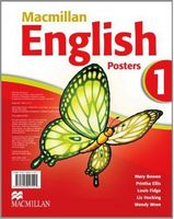 Плакати Macmillan English 1 Posters
