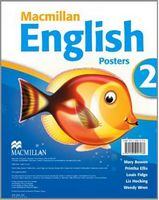 Плакати Macmillan English Level 2 Posters