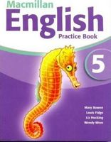 Підручник MACMILLAN ENGLISH 5 Practice Book