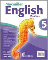 Плакати Macmillan English Level 5 Posters