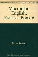 Підручник MACMILLAN ENGLISH 6 Practice Book