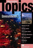 Підручник Macmillan Topics Elementary : Environment