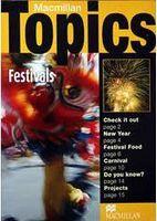 Підручник Macmillan Topics Elementary : Festivals