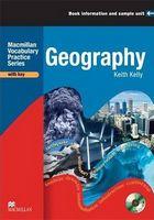 Підручник Vocabulary Practice Series: Geography + key Pack