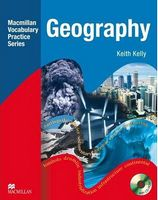 Підручник Vocabulary Practice Series- Geography Practice Book Pack + CD-ROM Without Key