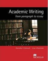 Підручник Academic Writing
