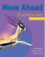 Підручник Move Ahead Elementary SB
