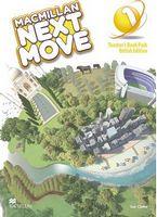 Підручник Next Move   1 Teacher's Book Pack