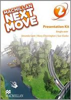 Диск для лазерних систем зчитування Next Move   2 Teacher's Presentation Kit