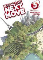 Підручник Next Move   3 Teacher's Book Pack