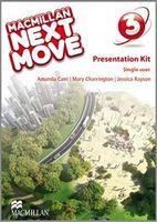 Диск для лазерних систем зчитування Next Move   3 Teacher's Presentation Kit