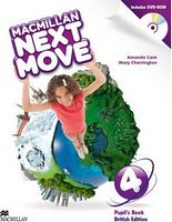 Підручник Next Move   4 Student's Book Pack