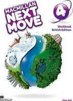 Підручник Next Move   4 Workbook