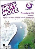 Диск для лазерних систем зчитування Next Move   4 Teacher's Presentation Kit