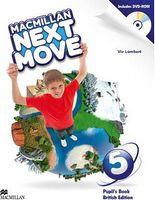 Підручник Next Move   5 Student's Book Pack