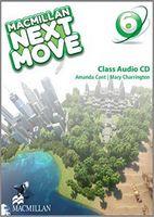 Диск для лазерних систем зчитування Next Move   6 Class Audio CD