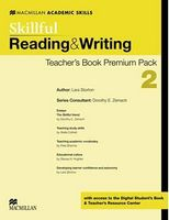 Skillful Level 2 Reading and Writing Teacher's Book Premium Pack
