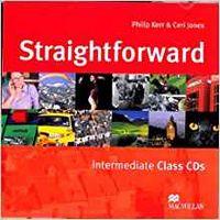 Диск для лазерних систем зчитування Straightforward intermediate CD