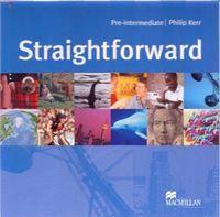 Диск для лазерних систем зчитування Straightforward pre-intermediate CD