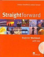 Підручник Straightforward Beg WB Pk