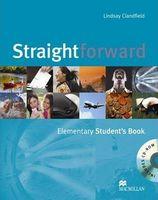 Підручник Straightforward elementary SB Pk