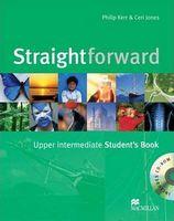 Підручник Straightforward Upp Int SB Pk