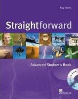 Підручник Straightforward Advanced Student's Book + CD ROM