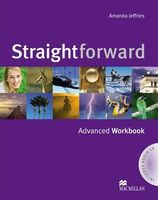 Підручник STRAIGHTFORWARD Advanced Workbook (without Key)Pack