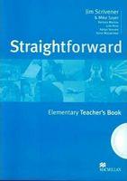 Підручник Straightforward elementary TB