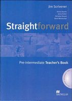 Підручник Straightforward pre-intermediate TB