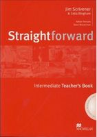 Підручник Straightforward intermediate TB