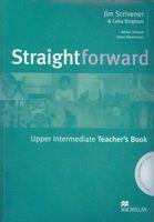 Підручник Straightforward Upp Int TB Pk